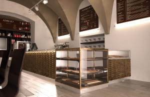 Vendesi bar in Romani