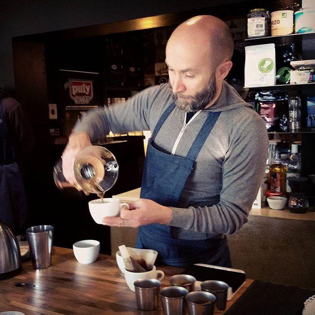 Arnold Coffee Genova