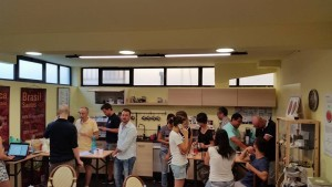 Come allenarsi per la latte art? Gratuitamente a Firenze!
