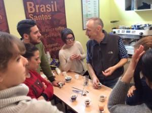 Allenarsi agli Open day Espresso Academy, quasi un corso gratuito!
