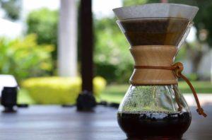 E un buon caffè in piantagione? Magari un chemex..