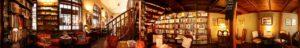 Una bella panoramica del caffe letterario Kornel