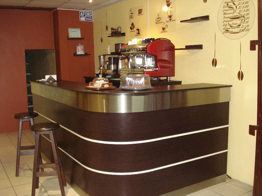 Arredamento Esterno Per Bar Usato: Arredamento completo per bar ...
