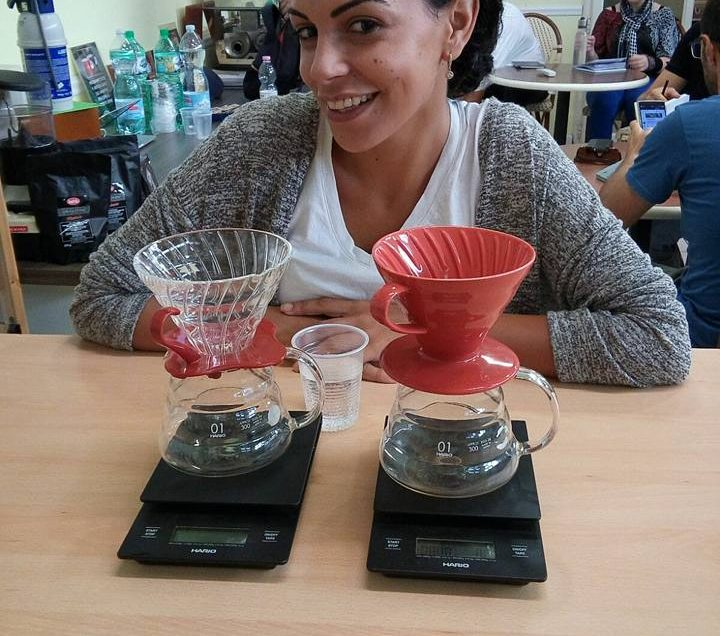 THE PHOTO DIARY OF OUR LAST COFFEE AND BARISTA FIVE DAYS COURSE IN FLORENCE!