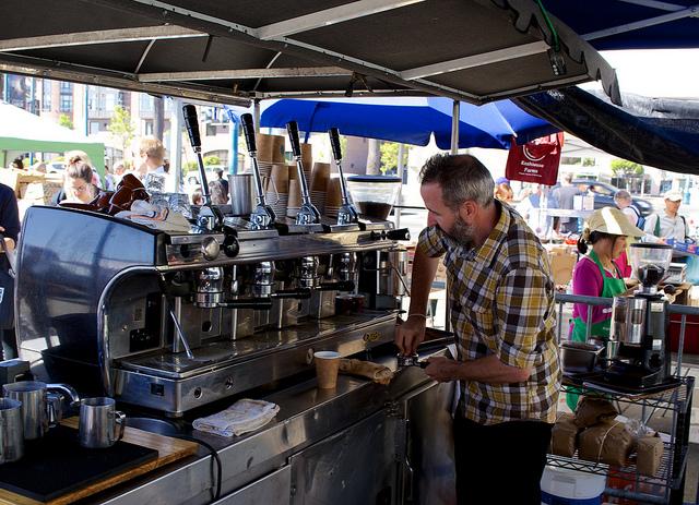 APRIRE UN CHIOSCO PER IL CAFFE' IN SUDAFRICA