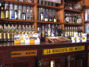 la Bodeguita del medio a Cuba: sigari e rum...