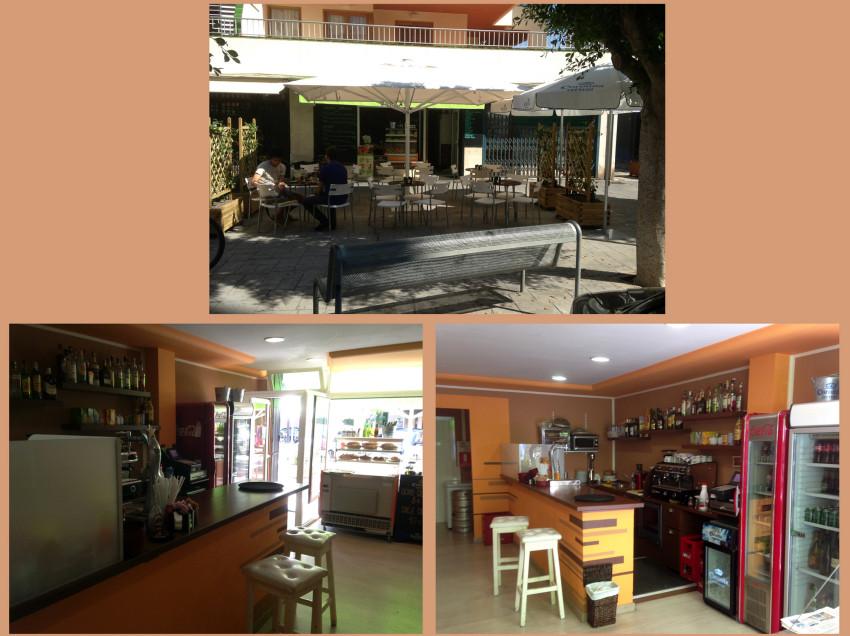 VENDESI BAR CAFFETTERIA A IBIZA