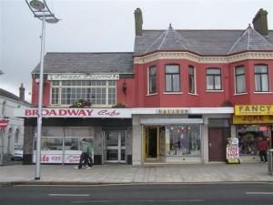 Eccolo, il Broadway cafè di Newcastle, in Irlanda