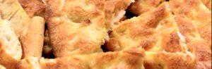La schiacciata di Chiesanuova: creare un prodotto di punta è fondamentale per aumentare le vendite di una bakery.
