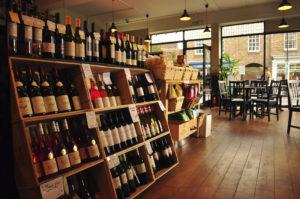 Proporre il vino al bar