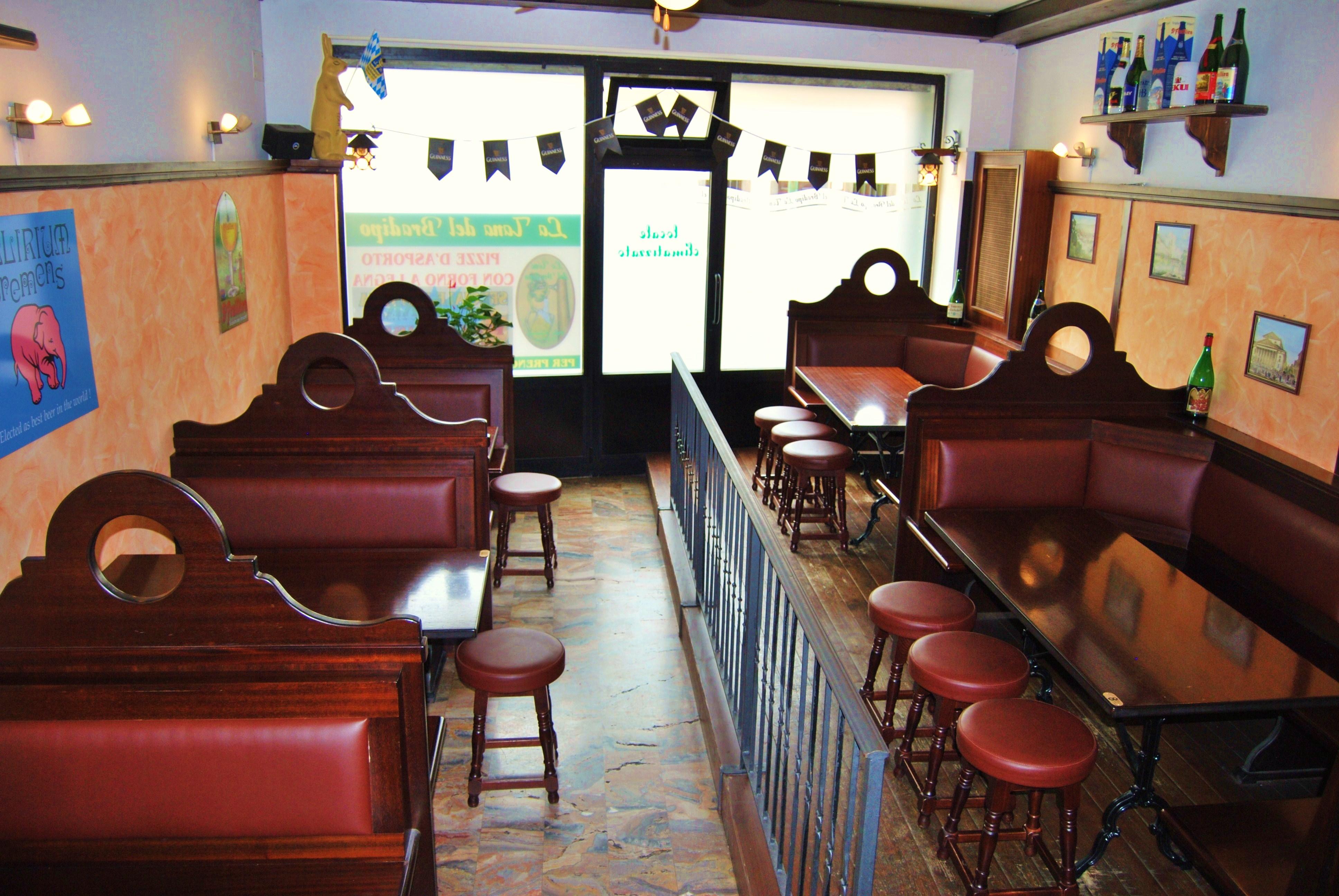 Vendesi storico pub pizzeria vicino a bergamo aprire un bar for Arredamento pub irlandese