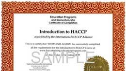 Un piano HACCP non è statico, va periodicamente aggiornato!