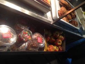 Una idea originale per un prodotto da vendere al bar: la frutta