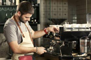 Trovare lavoro come barista