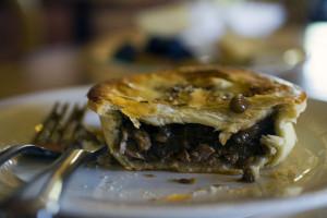 una Pie raffinata, con agnello e rosmarino...
