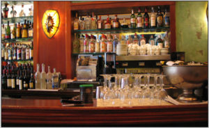 I conti di un bar italiano