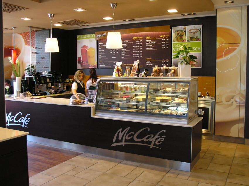 LAVORARE IN UN MC CAFÈ