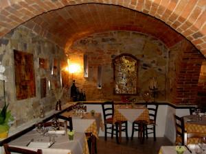 Il ristorante in vendita in provincia di Siena