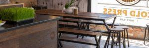 Questo juice bar Sudafricano è davvero cool!