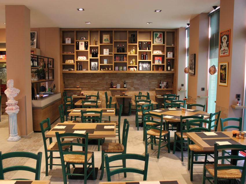 Arredamento ristorante aprire un bar for Quanto costa arredare un bar