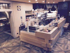 Il bel bancone del bar in vendita il provincia di Trento