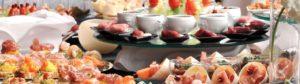 Come organizzare un aperitivo o apericena nel tuo bar? Partendo da un bel buffet...
