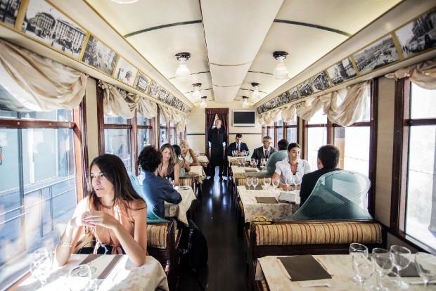 Aprire un ristorante su un autobus o un tram aprire un bar for Ristorante l isolotto milano
