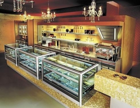 Arredare un banco bar aprire un bar for Ristrutturare bancone bar
