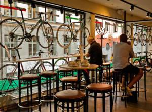 Il Bianchi cafè di Stoccolma.