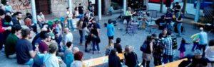Gli eventi legati al bar letterario Bookique di Trento