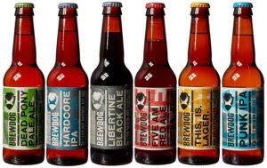Le birre di Brewdog, il birrificio aperto grazie al crowdfunding