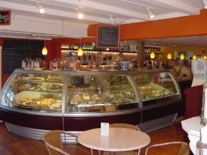 Il cafè Prego, nel Maine
