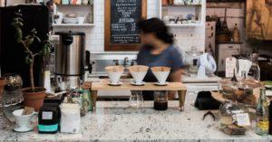 Il caffè filtro è fondamentale per aprire una caffetteria specialty...