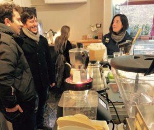 Tutti i metodi di estrazione del caffè, al Caffe dei Cavalieri di Pisa!