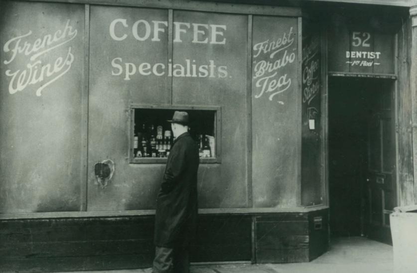 I coffee specialty esistevano anche molti anni fa...
