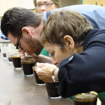 cupping and tasting coffee course