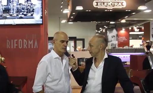 L'intervista del nostro Gabriele a Fregnan durante l'ultima HOST.