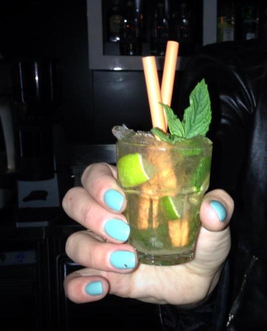 L'idea originale per l'aperitivo? Il mini Mojito!