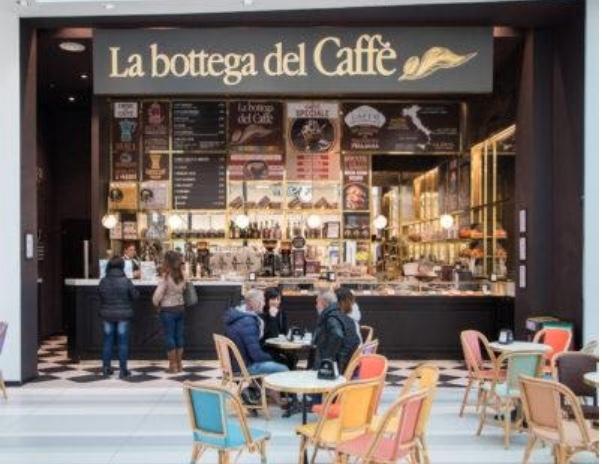 Fra le migliori caffetterie in franchising del 2020 anche le Botteghe del caffè