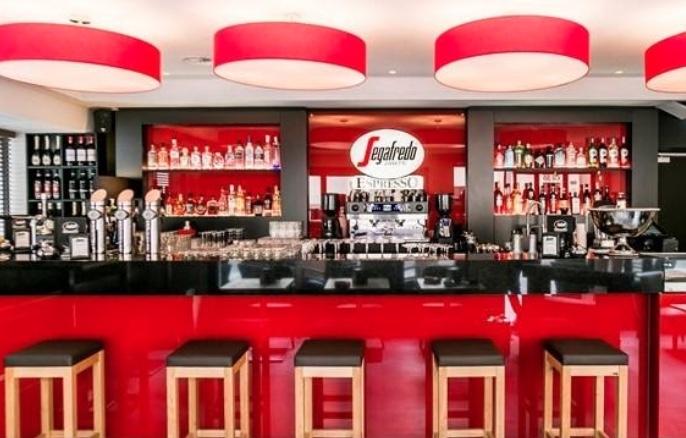 La caffetteria in franchising di Segafredo