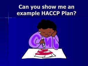 Fare un piano haccp non è difficile, ma richiede tempo