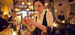 Studiare per diventare barman? Prima corsi di aperitivi, poi ricerca e sperimentazione!