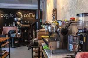 """Volete aprire un locale in Croazia? Guardate questa caffetteria """"third wave"""" a Zagabria..."""