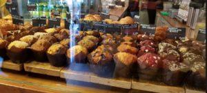 La idee per muffin per caffetteria all'americana di Filter lab, da perderci la testa!!