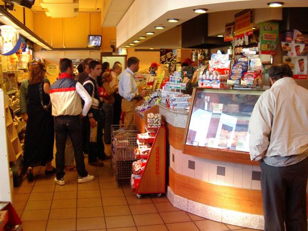 VENDERE IL NO-FOOD NEI BAR: BUROCRAZIE E SUGGERIMENTI