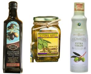 Etichette per l'olio di oliva, non proprio italiano...