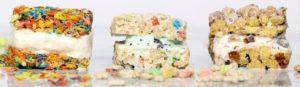 Mai dire mai, ma è difficile che i panini di gelato al marshmallow diventino un trend italiano...