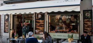 Un punto vendita Pattini, la storia di questa catena può essere utile per capire come aumentare le vendite nella nostra panetteria.