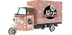 L'ape street food di Pizza & mortazza.