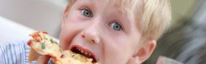 Pizza e bambini, super accostamento!